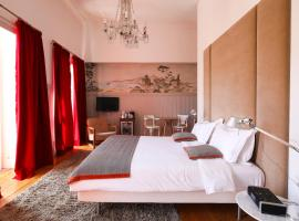Casa Oliver Boutique B&B - Principe Real, hotel in Lisbon