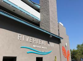 Riverleaf Inn Mission Valley, hotel in Mission Valley, San Diego