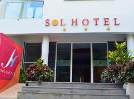 Sol Hotel, hôtel à Praia