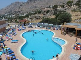Hotel Ziakis, serviced apartment in Pefki