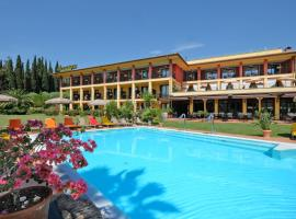 Villa Madrina Wellness Resort Hotel, hotel near Baia delle Sirene Park, Garda