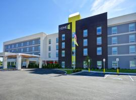 Home2 Suites By Hilton Queensbury Glens Falls, hotel near Six Flags Great Escape Lodge, Queensbury
