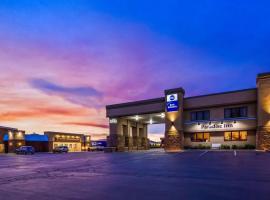 Best Western Paradise Inn, hotel v destinaci Beaver
