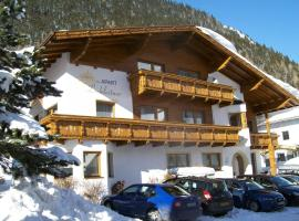 Apart Lechleitner, pet-friendly hotel in Ischgl