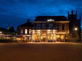Hotel In't Holt 1654 Grand Café & Logement, hotel near Groningen Station, Zuidhorn