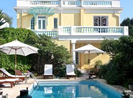 Villa Dracoena, holiday home in Nice