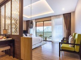 Amari Vang Vieng、ヴァンヴィエンのホテル