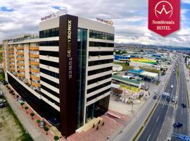 Semitronix Hotel Prishtina, hotel in Pristina