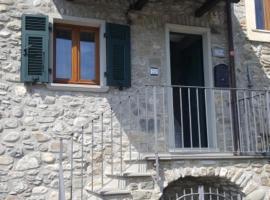 Casa Gloria, lodge in Pallerone