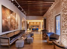 Sa Creu Nova Petit Palais Art & Spa, pet-friendly hotel in Campos