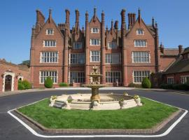 Dunston Hall, hotel in Norwich