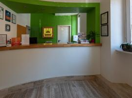 Roma Scout Center, hotel a Roma