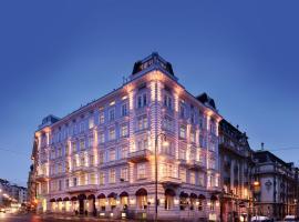 Hotel Sans Souci Wien, hotel in Vienna