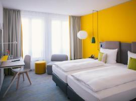 Vienna House Easy Leipzig, отель в Лейпциге