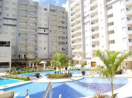 Veredas do Rio Quente Flat, hotel in Rio Quente