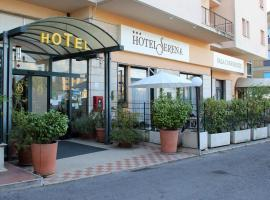 Hotel Ristorante Serena, hotell i Rieti