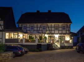 Hotel Kaiserhof, hôtel à Medebach