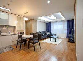LOTTEi Galleria Lux House, hotel in Seoul