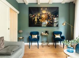 Canal Wow Suites Amsterdam, מקום אירוח B&B באמסטרדם