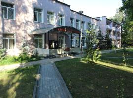 Hotel KIK7, hotel in Pushkino