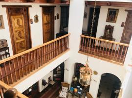 Hotel El Relicario Del Carmen, hotel in Quito