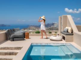 Halcyon Days Suites, apartment in Pirgos