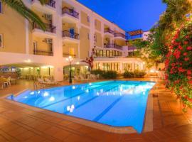 Fortezza Hotel, hotel in Rethymno