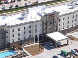 Hampton Inn & Suites Dallas/Ft. Worth Airport South, hotel near Six Flags Over Texas, Euless