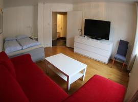 Apartment Bystranda - City Beach, feriebolig i Kristiansand