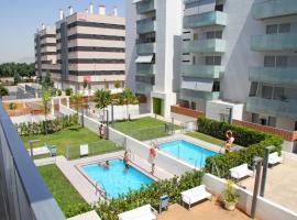 Apartment Ciencias Forum Granada, hotel cerca de Parque de las Ciencias de Granada, Granada