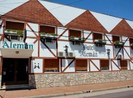 Hotel Alemán, hotel en Gualeguaychú