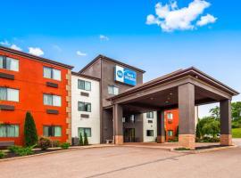 Best Western Danville Inn, hotel in Danville