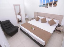 BLH Business Loft Hotel, hotel en Bucaramanga