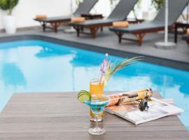 Sochi Hotel, hotel near Bamboo Island, Nha Trang