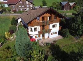 Apartment Annemarie 2, Hotel in Bürserberg