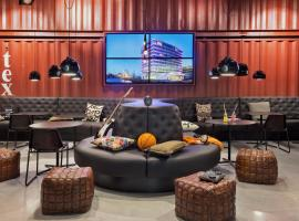 Moxy Amsterdam Houthavens, pet-friendly hotel in Amsterdam