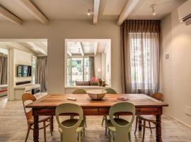 Luxuary Terrace Trastevere, holiday home in Rome