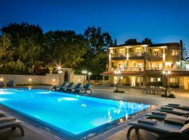 Hidden Gem Estate, country house in Spartià