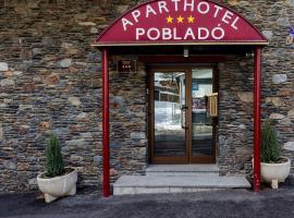 Apartamentos Turisticos Poblado, hotel in Arinsal