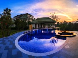 Vivace Khaoyai โรงแรมในหมูสี