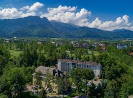 Halny Pensjonat – kwatera prywatna w Zakopanem