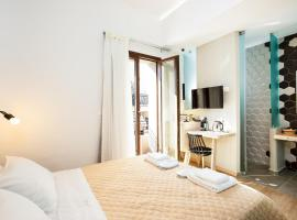 Ark 68 City Rooms, hotel in Rethymno