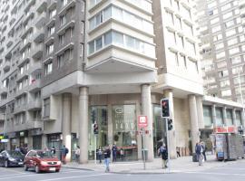 Gloria, hotel en Santiago