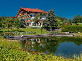 Landhotel Kielhuberhof, hotel in Ramsau am Dachstein