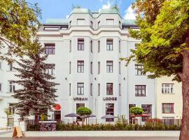 Urban Lodge - Apartments Vienna, hotel near Messe Wien Exhibition and Congress Center, Vienna