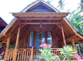 Nusa Penida Pudak Nature Bungalow, hotel in Nusa Penida