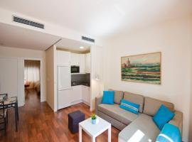 Apartamentos Murallas de Sevilla, hotel en Sevilla