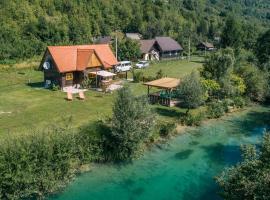 Plitvice Chalet, holiday home in Korana