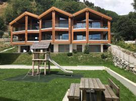 Bergquell Haus D, hotel in Blatten bei Naters