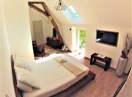 La Closeraie, maison de vacances à Noyers-sur-Cher